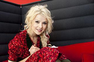 Mika Newton Ukrainian singer