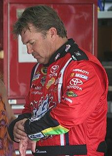 Mike Skinner (racing driver) American racing driver