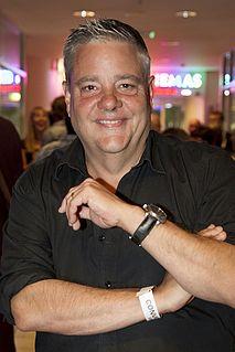 Mikey Robins Australian broadcaster