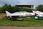 Mikoyan-Gurevich MiG-21U-400 '1217' (19359314351).jpg