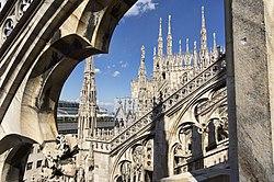 Milan - Duomo - Toits - 2.jpg