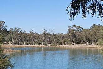 Kureinji - Murray River on Kureinji lands