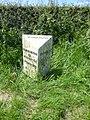Milepost at SK 163 257.jpg