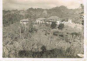 Balibo - Portuguese military post Balibo in the 1930s