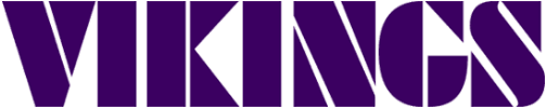Minnesota Vikings wordmark (1982 - 2003)