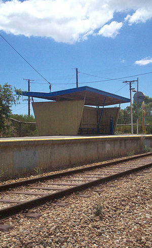 Tonsley railway line - Image: Mitchell Park station