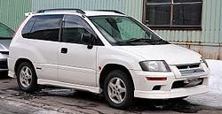 Mitsubishi RVR (Japan)