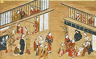 Miyagawa Isshō - Image: Miyagawa Issho Scene