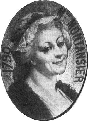 Mademoiselle Montansier - Mlle Montansier (1790)