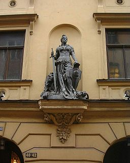 Mother Svea national personification of Sweden