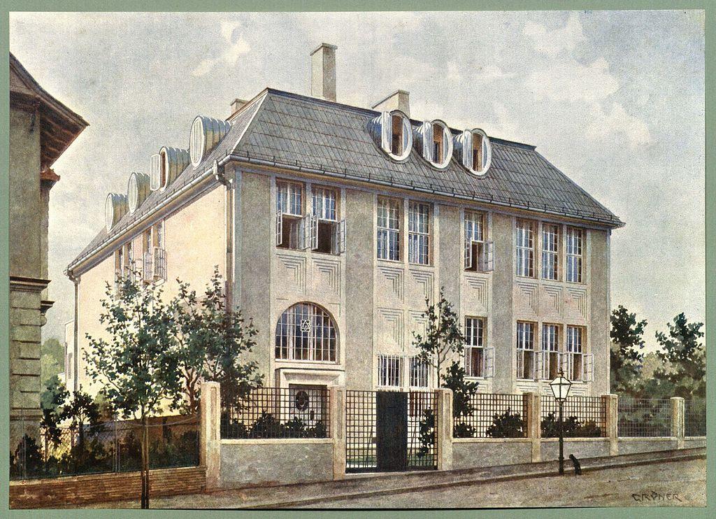 File:Moderne Villen In Meisteraquarellen Serie Ii Tafel 039 Wien