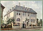 House for Beer-Hofmann