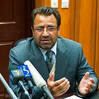 Mohammad Gulab Mangal