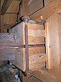 Molen Kilsdonkse molen, Dinther, bovenwiel vulstukken.jpg