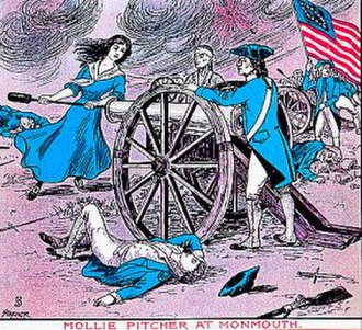 Honorable Order of Molly Pitcher - Molly Pitcher