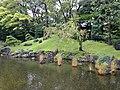 Momijiyama Garden in Sumpu Castle Park 12.JPG