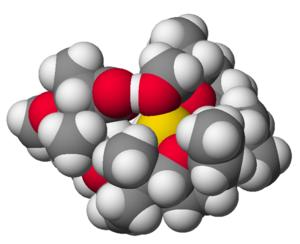 Bioinorganic chemistry - Image: Monensin 2