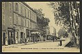 Montélimar (Drôme) - Avenue de la Gare prise du levant (33604997204).jpg