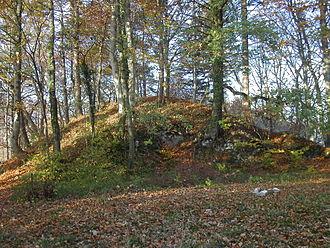 Essertines-sur-Rolle - Image: Mont le Vieux 02