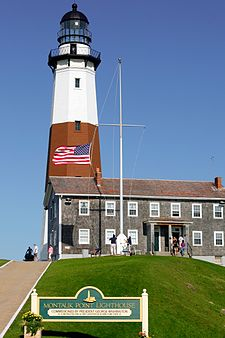 Montauk Point Light - Wikipedia