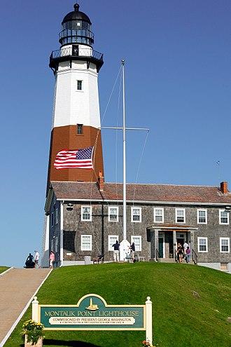 Montauk Point Light - Image: Montauk Head Light, Long Island, NY