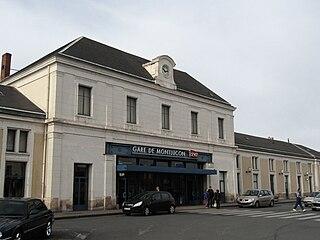 Montluçon-Ville station railway station