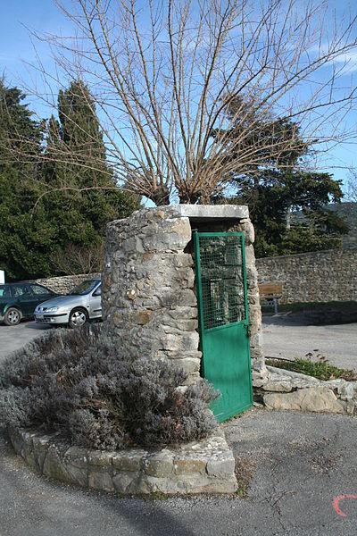 Montoulieu (Hérault) - puits