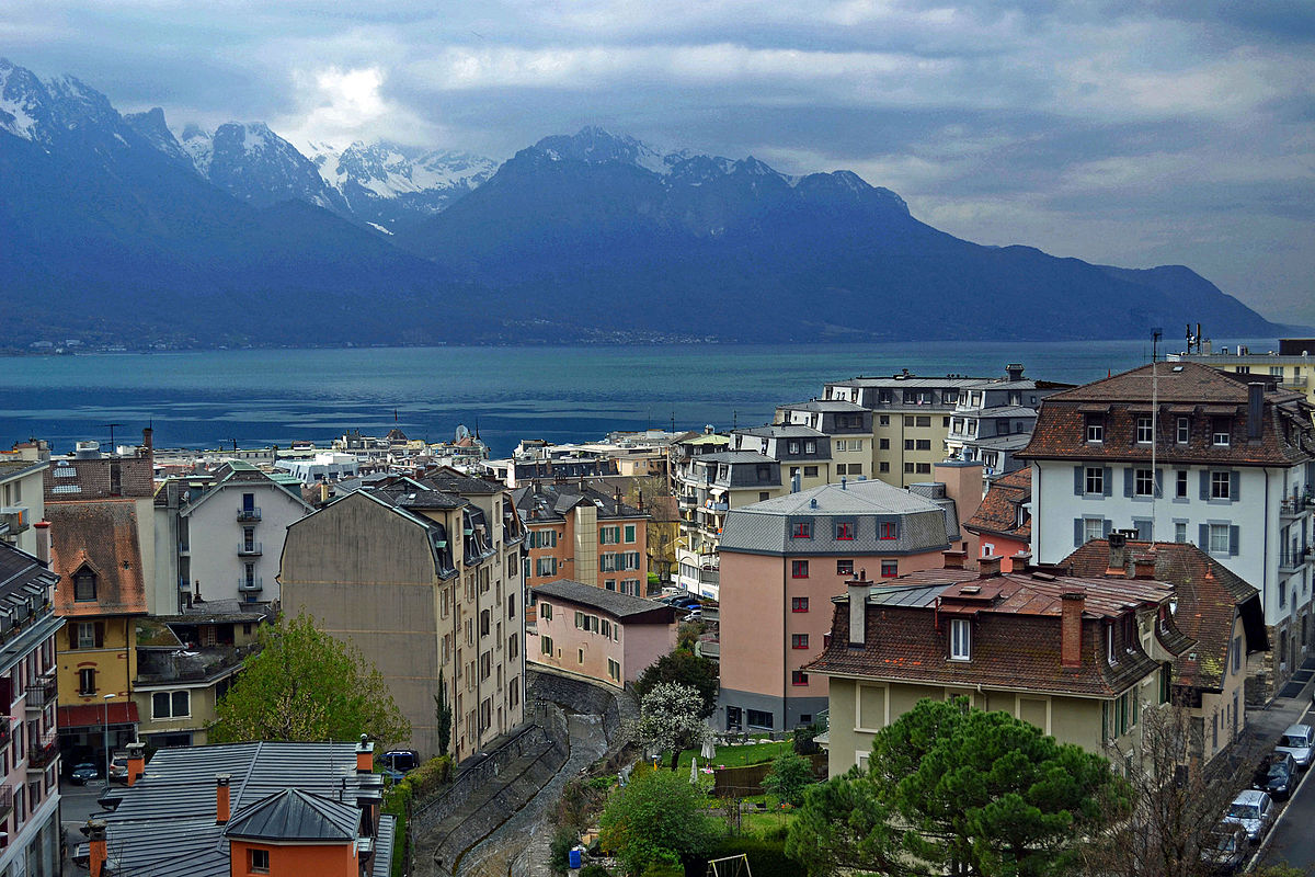 Montreux - Wikipedia