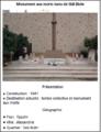 Monument aux morts turcs de Sidi Bishr.PNG