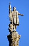 Monumento a Cristovo Colón en Madrid