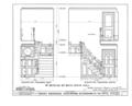 Moody Parsonage, Rockingham, Rockingham County, NH HABS NH,8-ROCK,1- (sheet 7 of 19).png