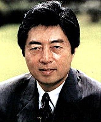 Morihiro Hosokawa - Image: Morihiro Hosokawa 199308