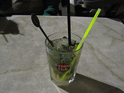 Image illustrative de l'article Mojito