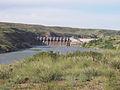 Morony Dam, Missouri River, Cascade County, Montana.jpg