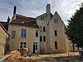 Mortagne-au-Perche - Hôtel de Fontenay depuis la rue du jardinet - 20180930 151354.jpg