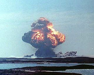 Operation Mosaic 1956 nuclear tests in Western Australia