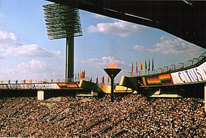 Football at the 1980 Summer Olympics - Final:Czechoslovakia - GDR, Luzsnyiki Stadium