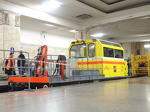 Moscow metro diesel shunter AGMS-983 (17775076739).jpg