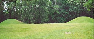 National Register of Historic Places listings in Mississippi - Image: Mounds