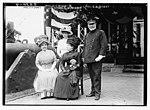 Mrs. F.D. Grant, Mrs. U.S. Grant III, Mrs. F.M. Gibson; Gen. F.D. Grant LOC 2163511820.jpg