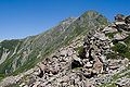 Mt.Kitadake from Kitadake-sansou 03.jpg
