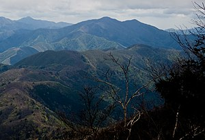 Mt.Mitou from Daibosatsu-Pass 01.jpg