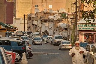 Ad Dawhah al Jadidah District in Ad Dawhah, Qatar