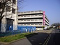 Multi-storey Car park Kitson Way Harlow - geograph.org.uk - 1213891.jpg