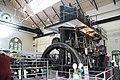 Museum of Power, Langford - steam engine (geograph 2630582).jpg