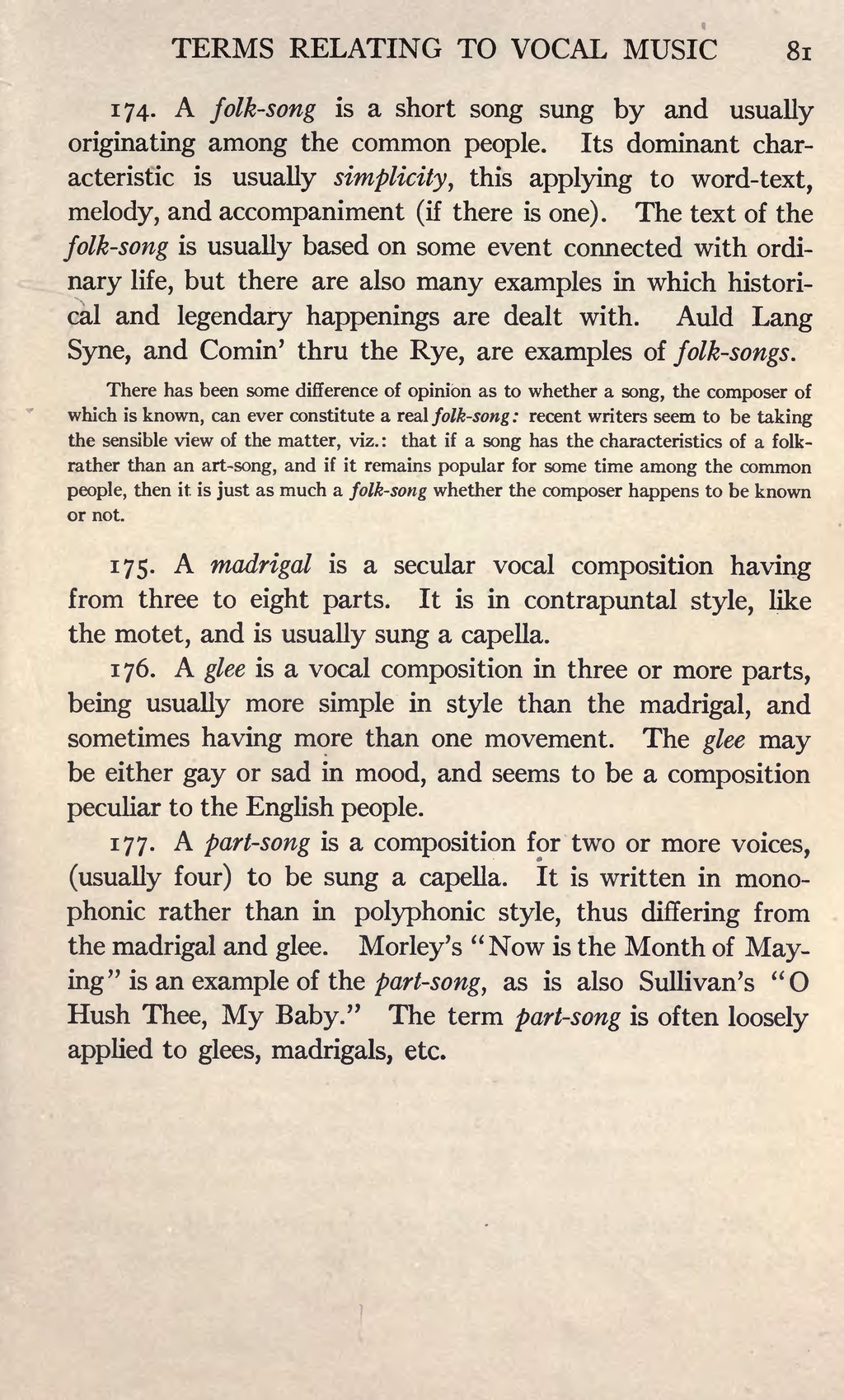 Page Music Notation And Terminology 1921 Djvu 97 Wikisource The