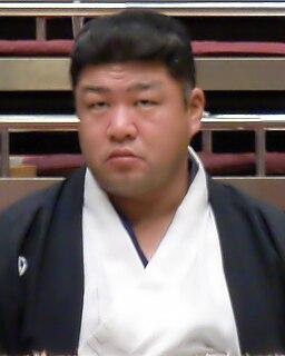 Musōyama Masashi Sumo wrestler