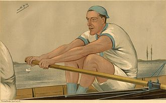 The Boat Race 1888 - Image: Muttlebury SD Vanity Fair 1890 03 22