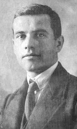 Alexander Ulanovsky - Alexander Petrovich Ulanovsky
