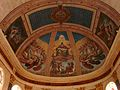 Nérac église St Nicolas choeur plafond.JPG